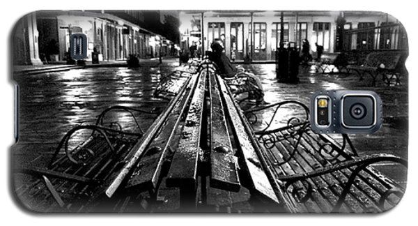 Jackson Square In The Rain Galaxy S5 Case