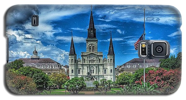 Jackson Square Nola Galaxy S5 Case