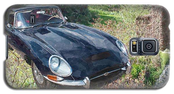 Jaguar E Type Galaxy S5 Case