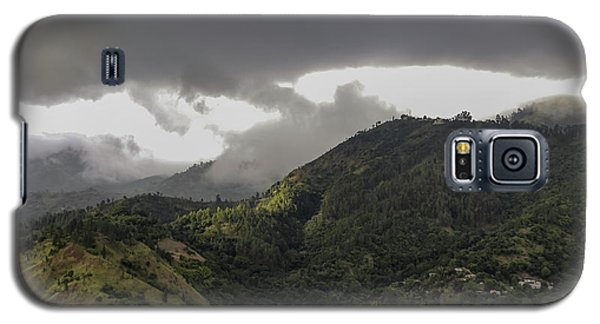 Jamaican Blue Mountains Galaxy S5 Case