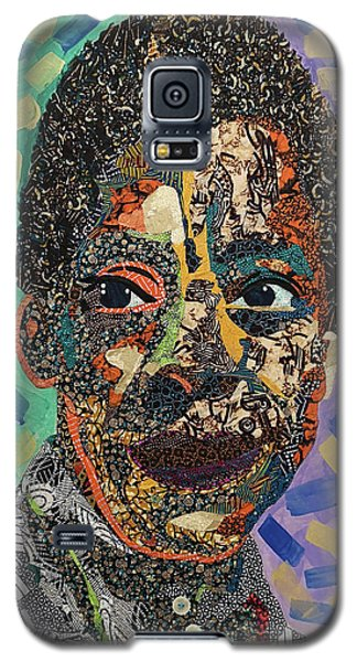 James Baldwin The Fire Next Time Galaxy S5 Case