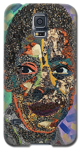 James Baldwin The Fire Next Time Galaxy S5 Case