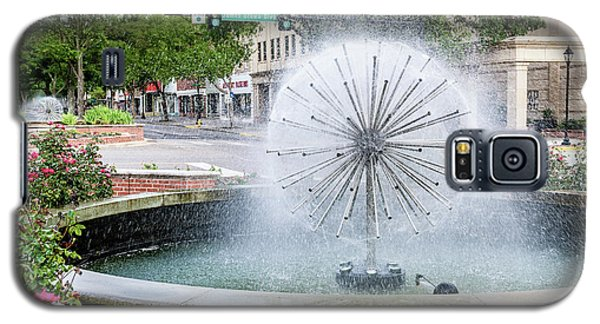 James Brown Blvd Fountain - Augusta Ga Galaxy S5 Case