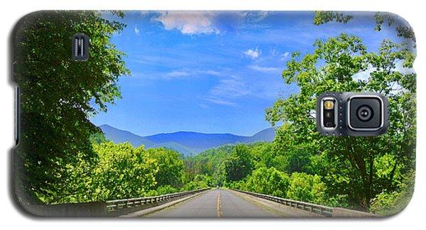 James River Bridge, Blue Ridge Parkway, Va. Galaxy S5 Case
