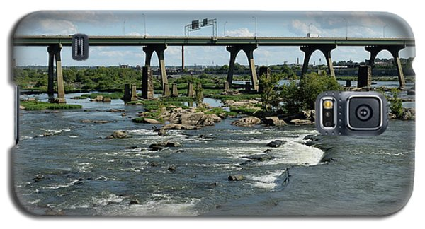 James River Rapids Galaxy S5 Case