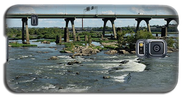 James River Rapids Galaxy S5 Case