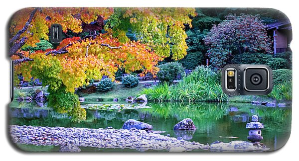 Japanese Garden Galaxy S5 Case