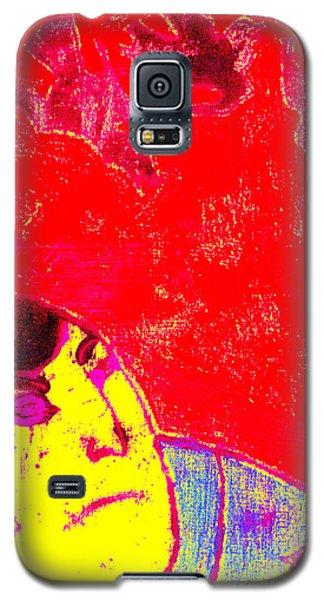 Japanese Pop Art Print 6 Galaxy S5 Case