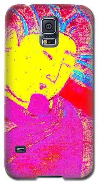 Japanese Pop Art Print 9 Galaxy S5 Case