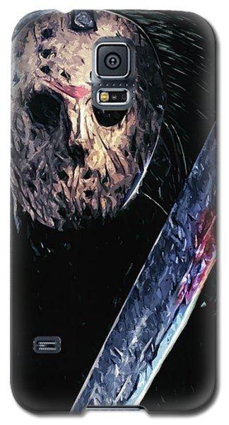 Jason Voorhees Galaxy S5 Case