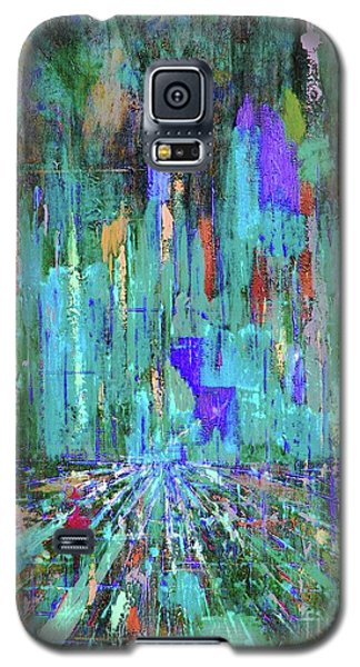 Galaxy S5 Case featuring the digital art Jcc 1002 by Corinne Carroll