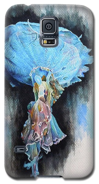 Jellyfish Galaxy S5 Case