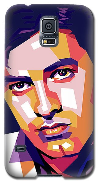 Jerry Lewis Illustration Galaxy S5 Case
