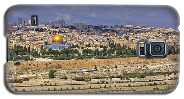 Jerusalem, Israel - Old City Walls Galaxy S5 Case