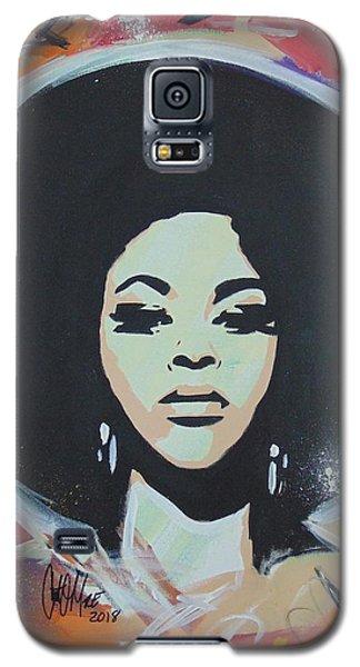 Jill So Beautiful Galaxy S5 Case