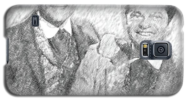 Jim And Artimus Galaxy S5 Case