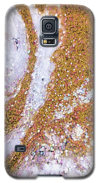 John 12 32. If I Be Lifted Up Galaxy S5 Case