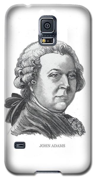 John Adams Galaxy S5 Case