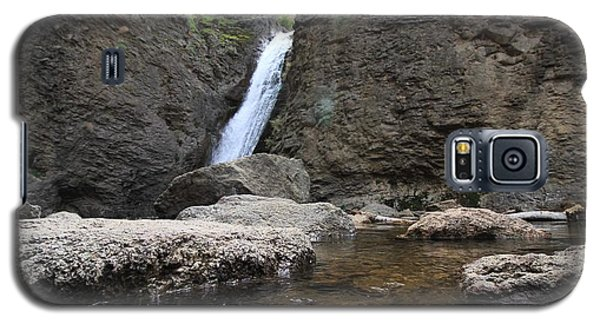 Jump Creek Falls Galaxy S5 Case
