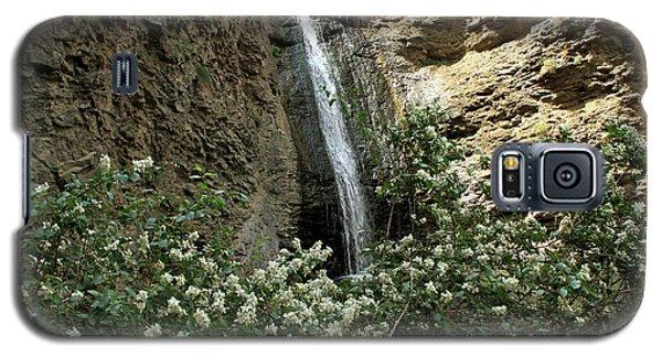 Jump Creek Falls Canyon Galaxy S5 Case