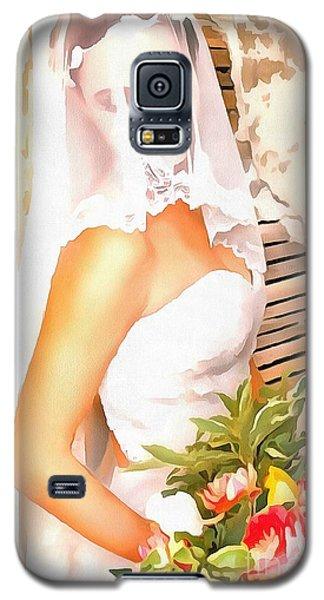 June Bride Galaxy S5 Case