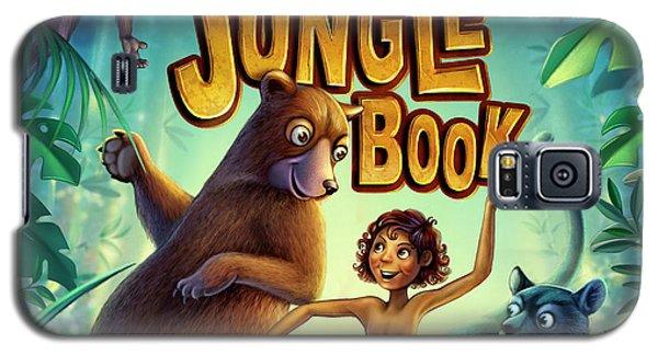 Jungle Book Galaxy S5 Case