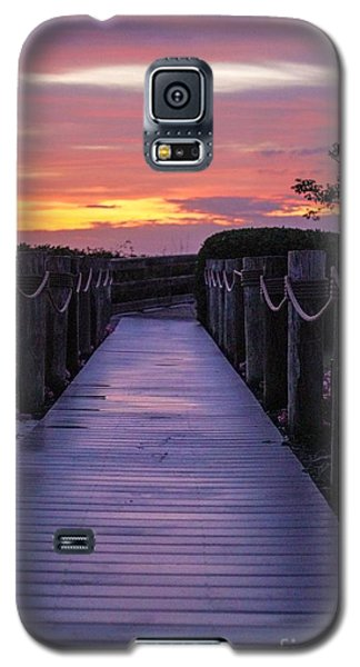 Just Another Day In Paradise Galaxy S5 Case