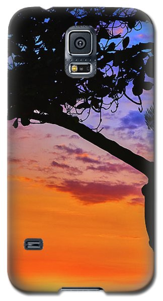 Just Another Kona Sunset Galaxy S5 Case