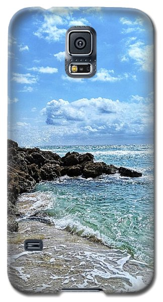Just Beachy Galaxy S5 Case