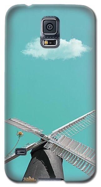 Just Breathe Galaxy S5 Case