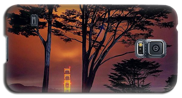 Galaxy S5 Case featuring the photograph Just See, Hear, And Feel The Here And Now by Quality HDR Photography