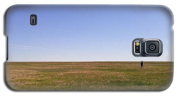 Just Walk To The Horizon Galaxy S5 Case
