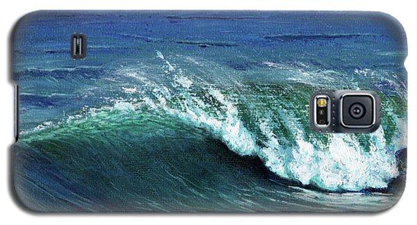 Ka Aniana Nalu Galaxy S5 Case