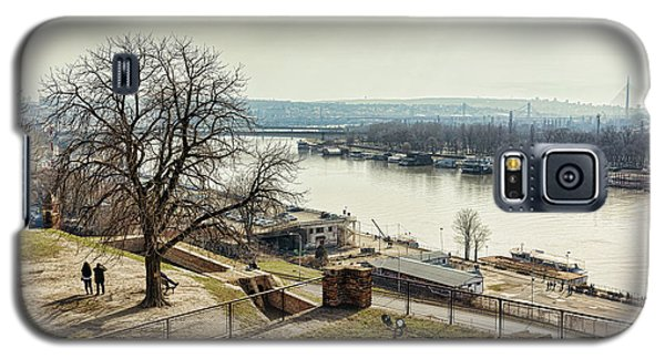 Kalemegdan Park Fortress In Belgrade Galaxy S5 Case