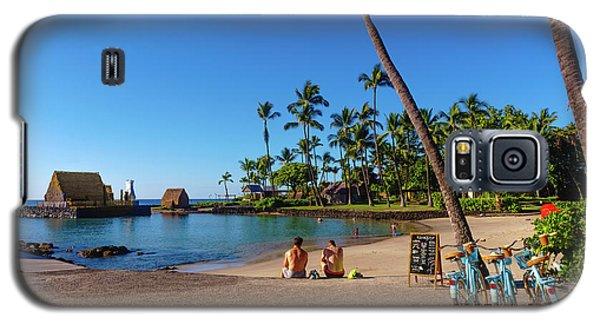 Kamakahonu Beach Galaxy S5 Case