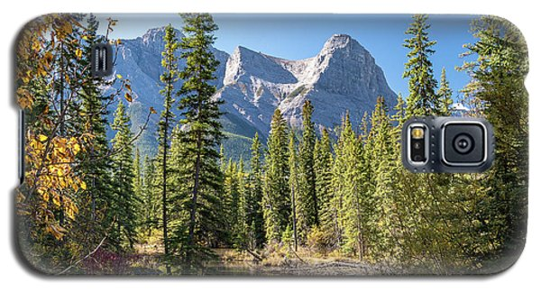 Kananaskis Country From Canmore Galaxy S5 Case