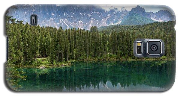 Karersee And Latemar Galaxy S5 Case