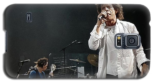 Keith And Mick Snapshot Galaxy S5 Case