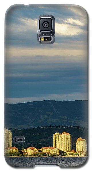 Kelowna At Sunset Galaxy S5 Case