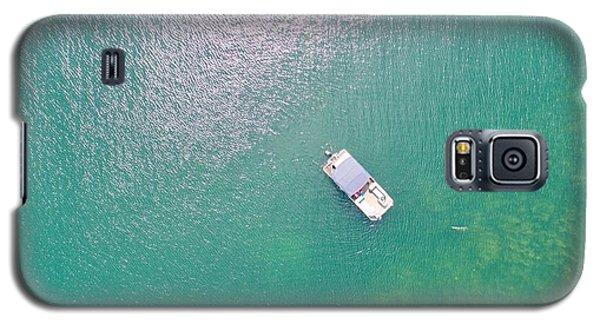 Keuka Lake Boating Galaxy S5 Case