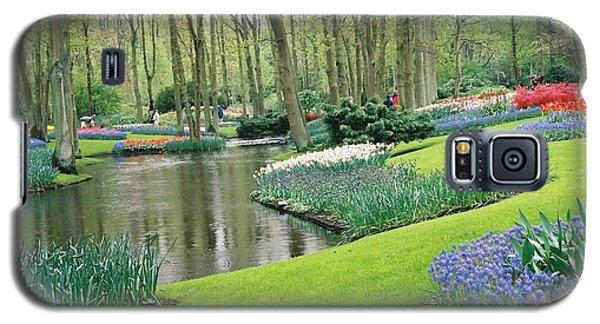 Keukenhof Gardens Galaxy S5 Case
