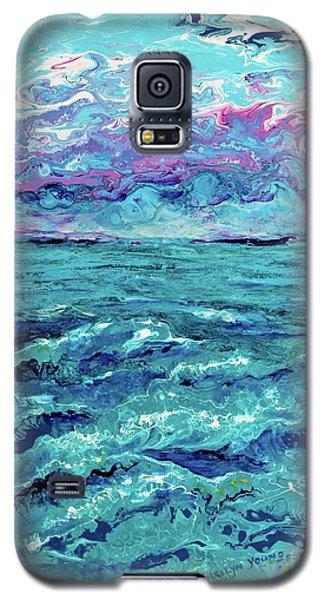 Keys Seascape Galaxy S5 Case