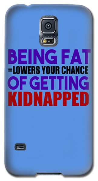 Kidnapped Chances Galaxy S5 Case