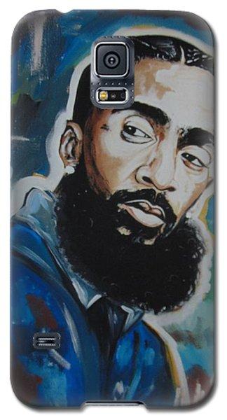 King Nipsey Galaxy S5 Case