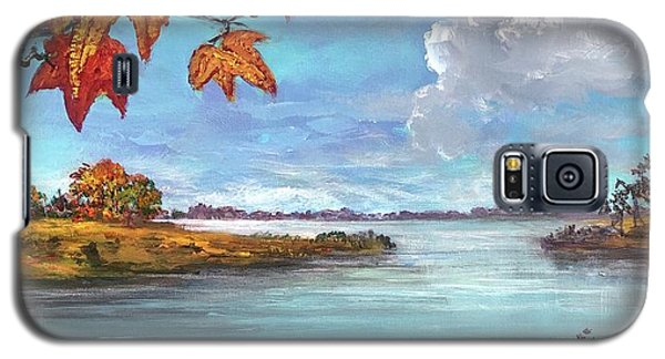 Kites, Clouds And Sailboats Galaxy S5 Case