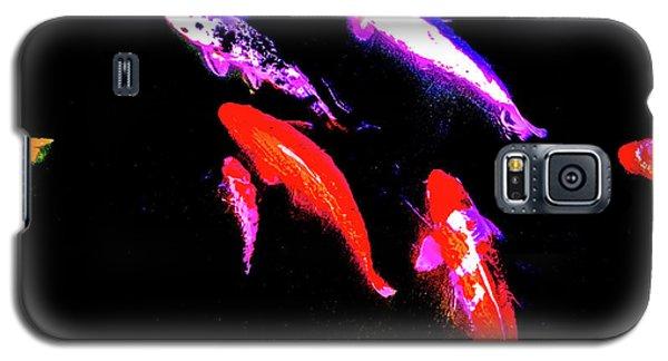 Koicarpscape 1 Galaxy S5 Case