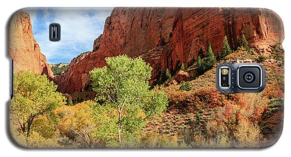 Kolob Canyon 1, Zion National Park Galaxy S5 Case