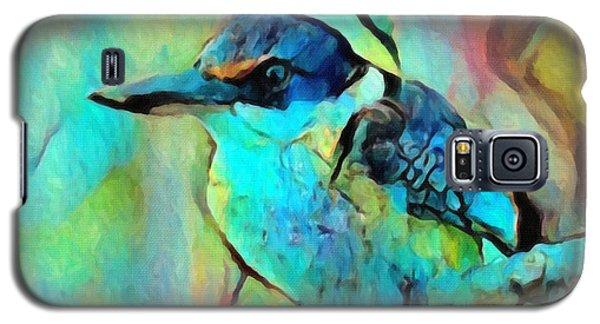 Kookaburra Blues Galaxy S5 Case