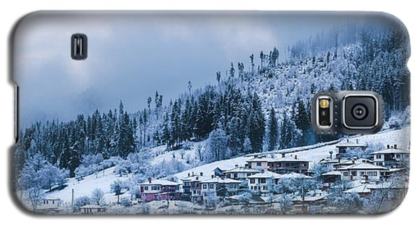 Koprivshtica Winter Panorama Galaxy S5 Case