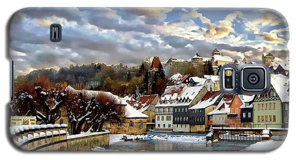 Kronach Winter Scene Galaxy S5 Case